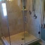 Zamperini shower